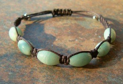 Amazonite Healing Energy Bracelet #2