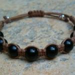 Black Obsidian Healing Energy Bracelet