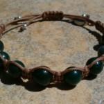 Bloodstone Healing Energy Bracelet