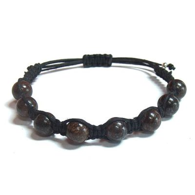 Bronzite Healing Energy Bracelet
