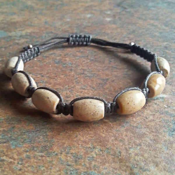 Brown Jasper Healing Energy Bracelet
