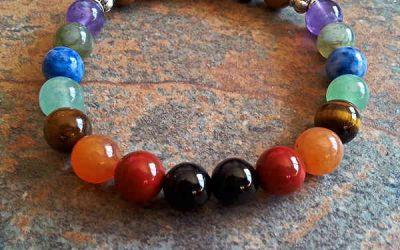 Chakra Balance Stretch Bracelet