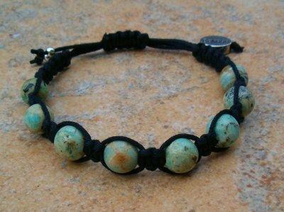 Chrysocolla Healing Energy Bracelet
