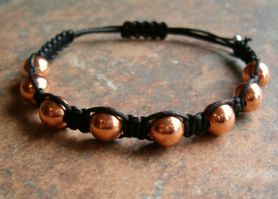 Copper Healing Energy Bracelet