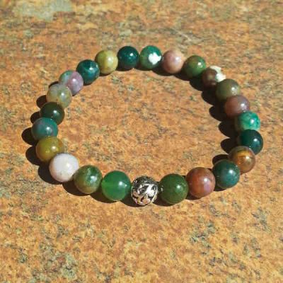 Fancy Jasper Healing Energy Bracelet