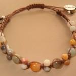 Flower Amazonite Healing Bracelet