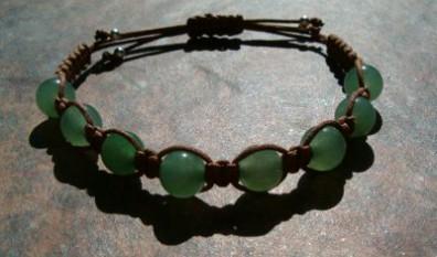 Green Aventurine Healing Bracelet 2