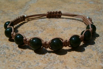 Jade Healing Energy Healing Bracelet