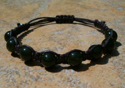Jade Healing Energy Bracelet
