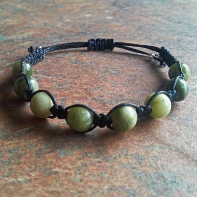 Jungle Jasper Healing Energy Bracelet