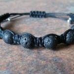 Lava Healing Energy Bracelet