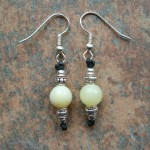 Lemon Jade Earrings