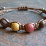 Mookaite Healing Energy Bracelet