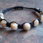 Mother of Pearl Healing Energy Bracelet