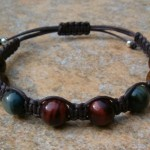 Multi-Color Tiger Eye Healing Bracelet