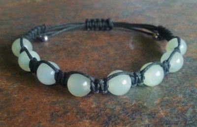 New Jade Healing Energy Bracelet