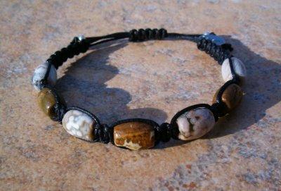 Ocean Jasper Healing Bracelet