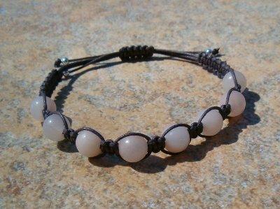 Pink Aventurine Healing Energy Bracelet