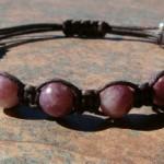 Pink Tourmaline Healing Energy Bracelet