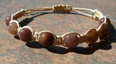 Purple Aventurine Healing Energy Bracelet