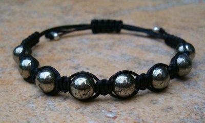 Pyrite Healing Energy Bracelet