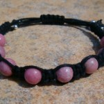 Rhodonite Healing Energy Bracelet (8mm)