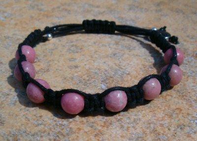 Rhodonite Healing Energy Bracelet 2