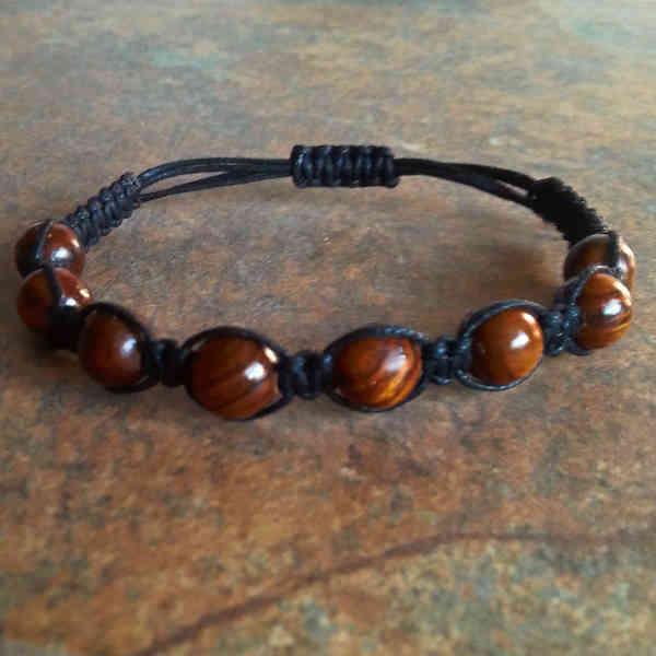 Rosewood Healing Energy Bracelet