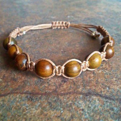 Sandalwood Healing Energy Bracelet