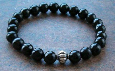 Shungite Bracelet (stretch)