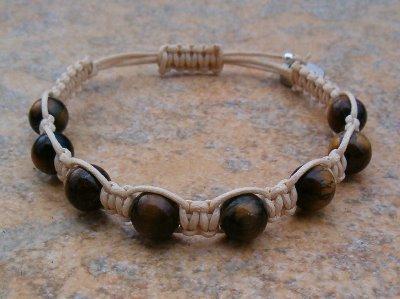 Tiger Eye Healing Energy Bracelet