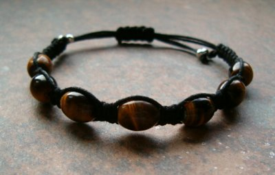 Tiger Eye Healing Energy Bracelet #2
