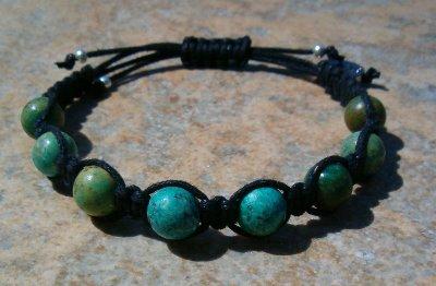 Turquoise Healing Energy Bracelet